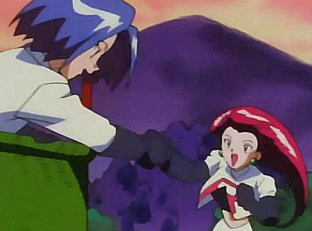 jessie & james of pokemon